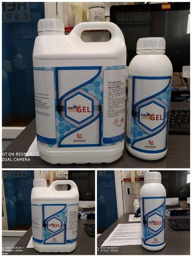 GEL HIDROALCOHOLICO DESINFECTANTE (5 L)
